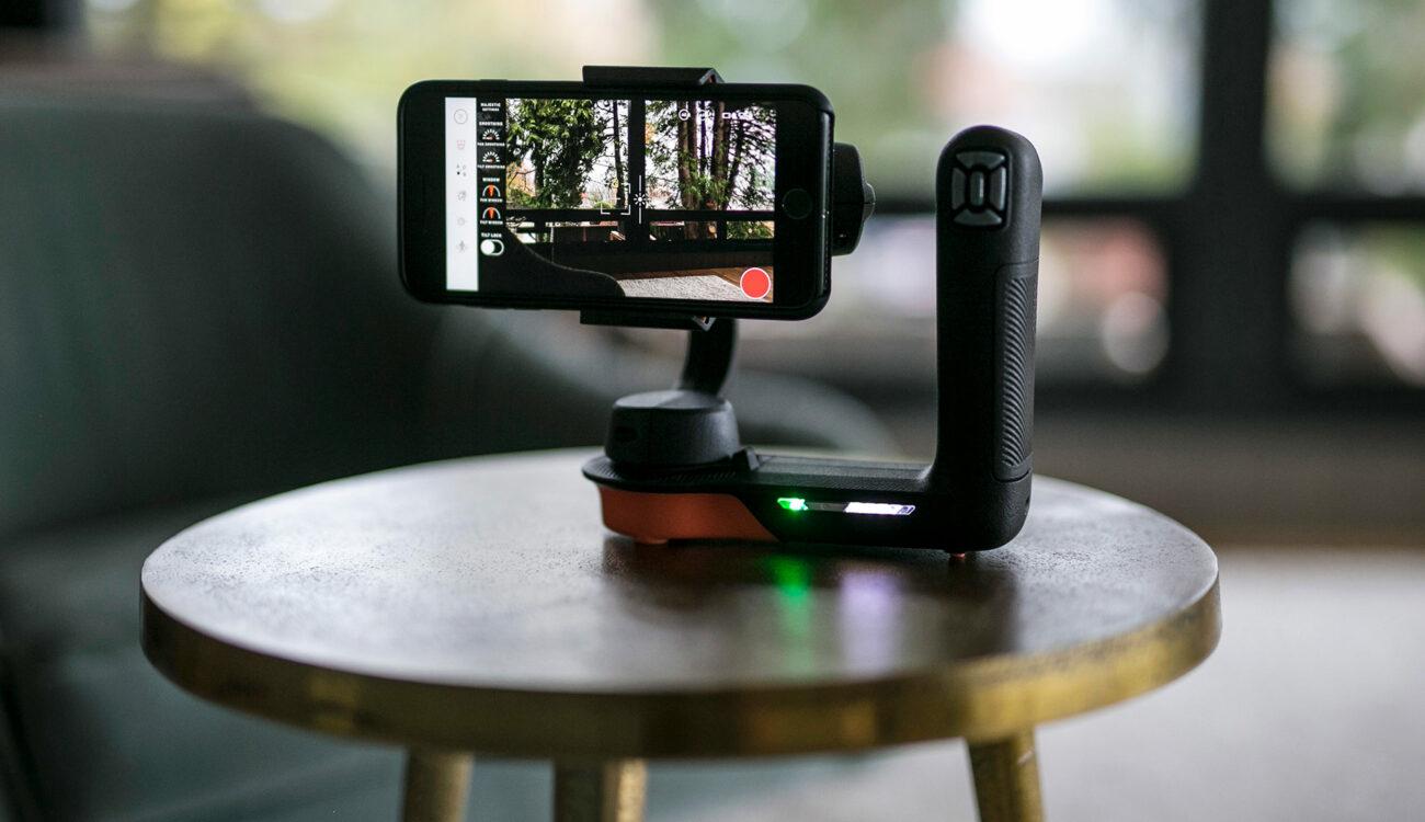 Freefly Movi Announced - the Smartphone Cinema Robot