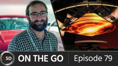 Using LEDs for VFX – with Phil Galler from Lux Machina – ON THE GO – episode 79