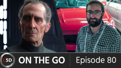 VFX and the Uncanny Valley – with Phil Galler from Lux Machina – ON THE GO – episode 80