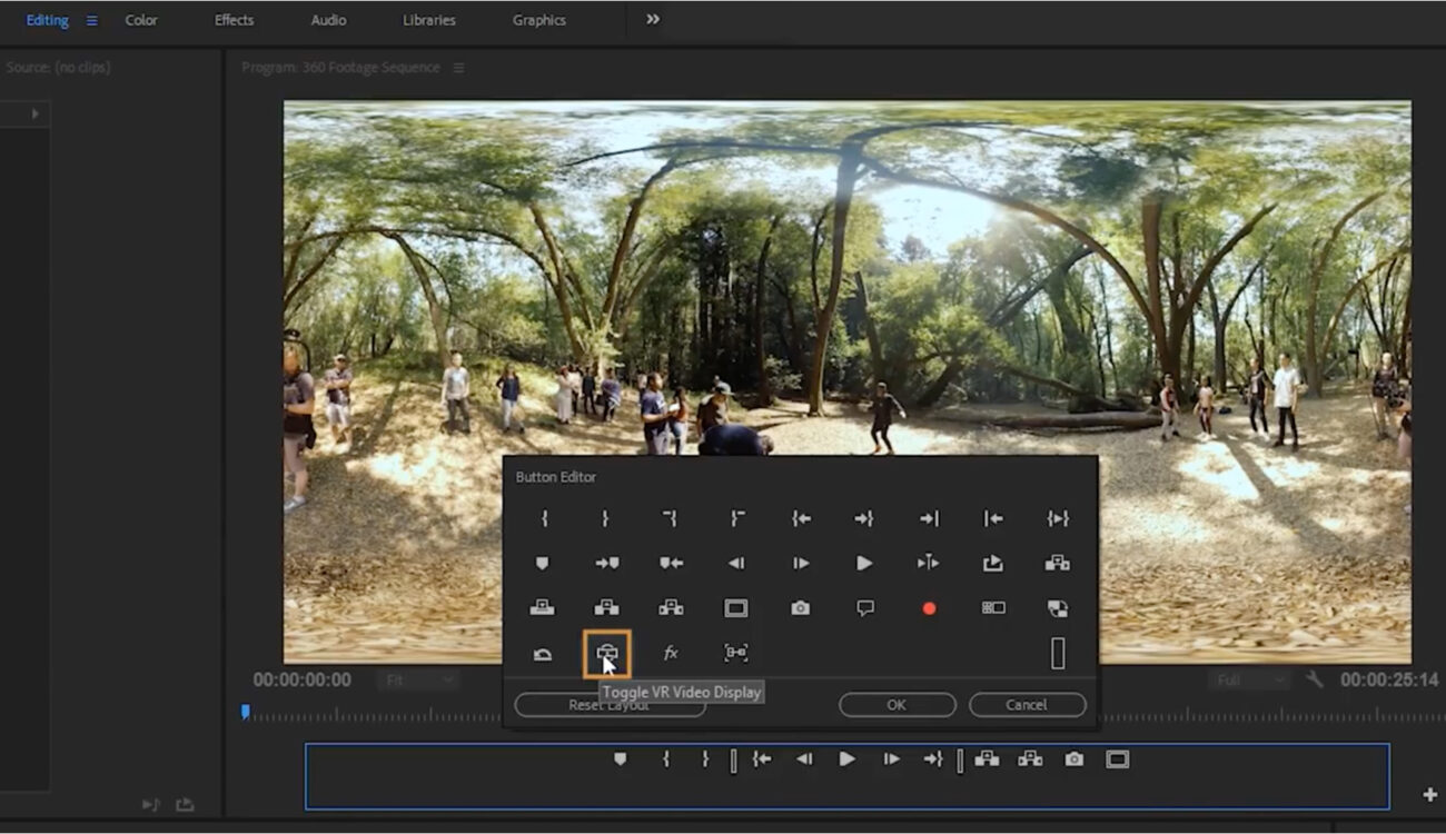 How to Edit 360 VR Video in Premiere Pro - Tips and Tricks