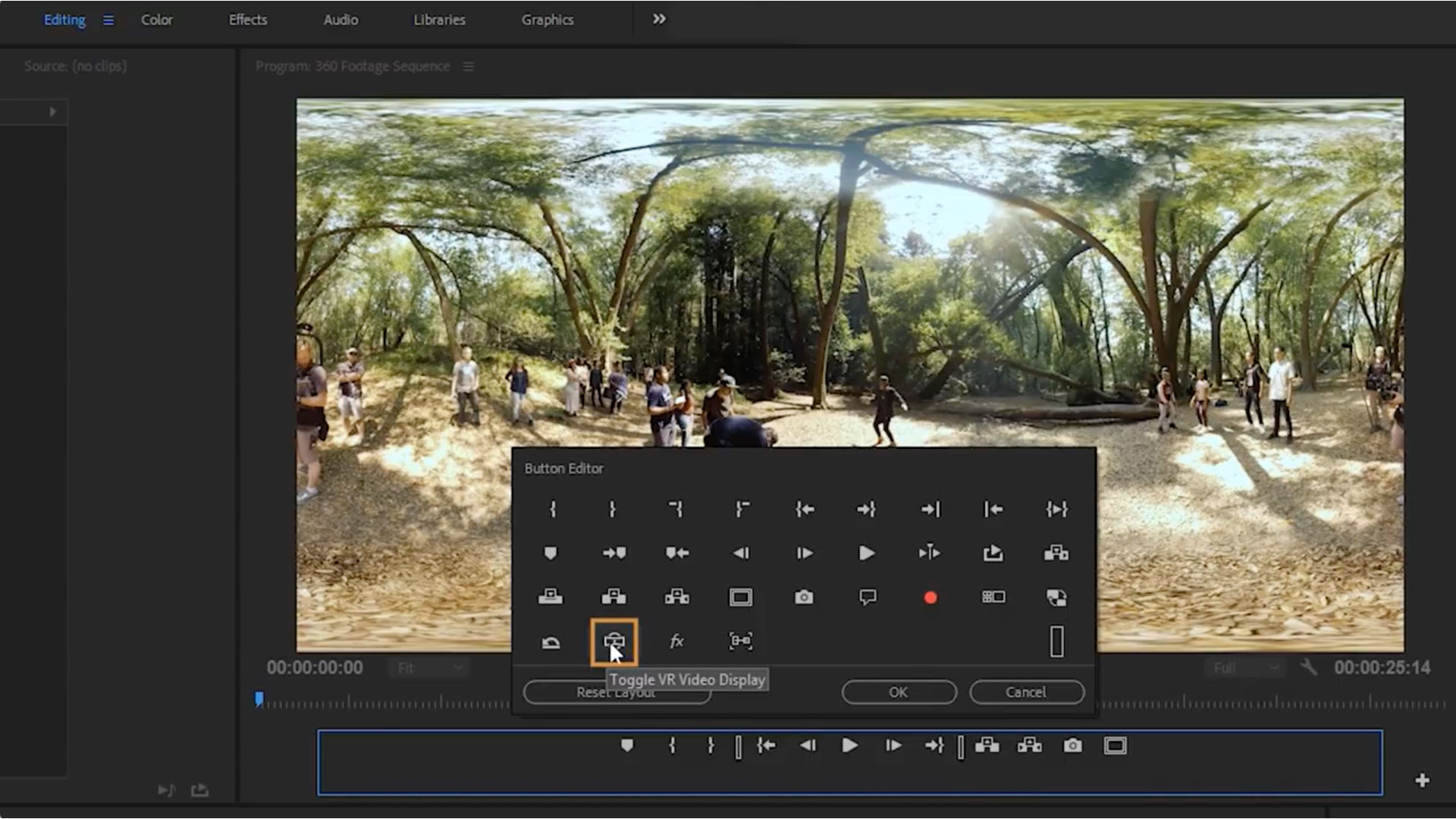 How to Edit 360 VR Video in Premiere Pro - Tips and Tricks | cinema5D