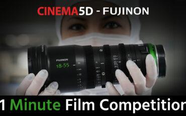 Win 2 FUJINON MK Lenses & More in our 1 Minute Film Competition!