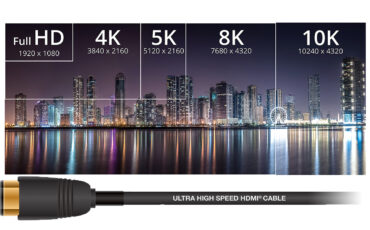 HDMI 2.1 Released – 48Gbps, 10K Support, Dynamic HDR