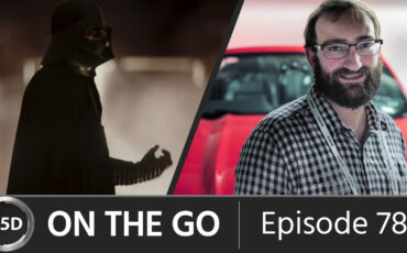 Save Money With In-Camera VFX – with Phil Galler from Lux Machina – ON THE GO – episode 78