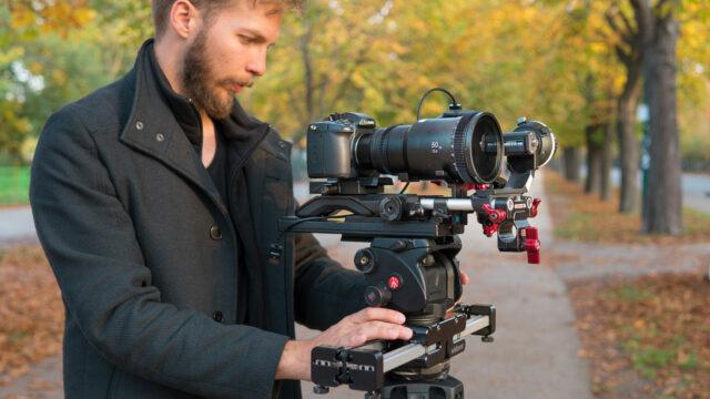 SLR Magic 2x Anamorphot-CINE Video Review