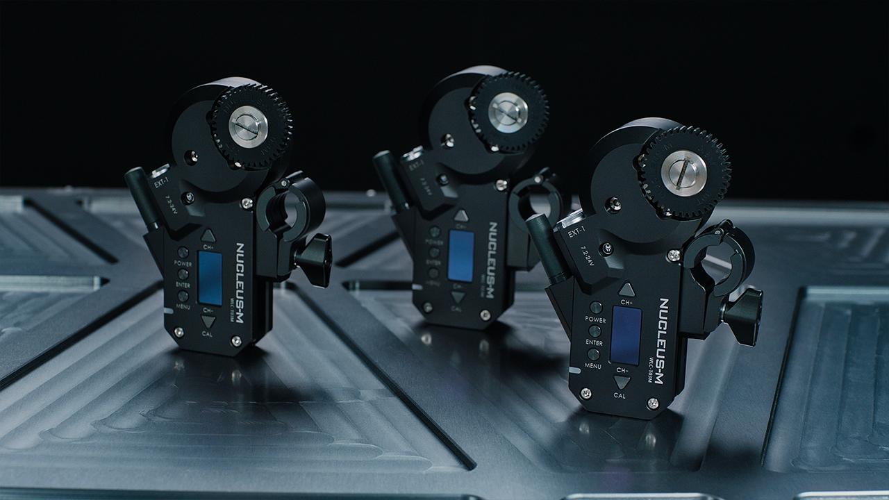 Tilta Nucleus M Hands On Review Cinema5d Best Method For Controlling How A Motor Stops Maximizes Machine Motors
