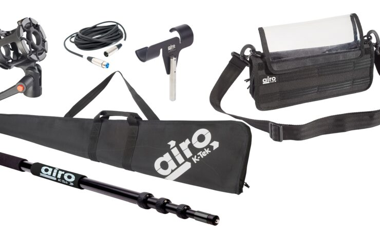 K-Tek Airo - New Affordable Line of Audio Gear