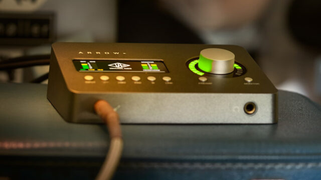 Univeral Audio Arrow - Quality Recordings On the Road | cinema5D