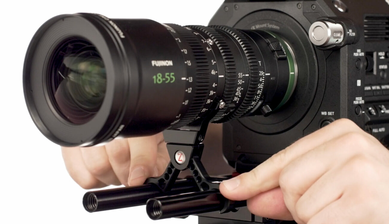 UPDATE: FUJINON 1 Minute Film Competition Adds Zacuto Scissor Lens Support to Prize