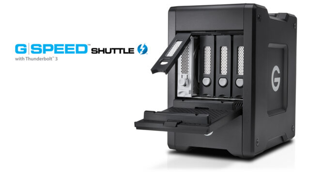 G-Speed Shuttle
