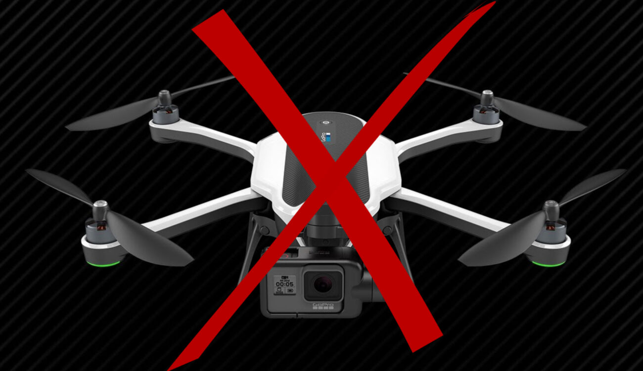 Bad Karma - GoPro Fires Hundreds of Workers and Exits the Drone Business