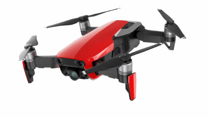 DJI Mavic Air Introduced - a Lighter, Smaller Mavic with Higher Bitrate