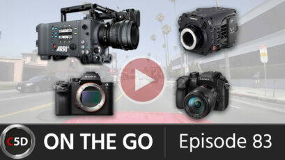 ALEXA vs Varicam LT vs GH4 vs A7s - with William Wages, ASC – ON THE GO – Episode 83