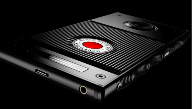 RED HYDROGEN Phone Update: Shipping in Summer