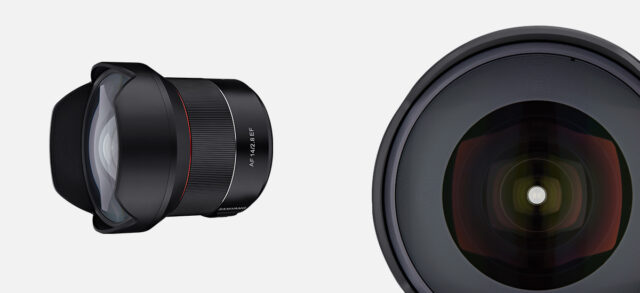 Samyang AF 14mm EF – Its First Autofocus Lens for Canon