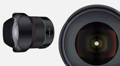 Samyang AF 14mm EF - Its First Autofocus Lens for Canon