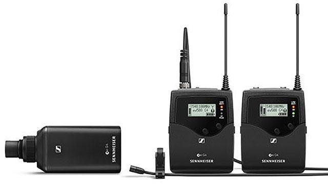 Sennheiser Evolution Wireless G4: The Next Generation