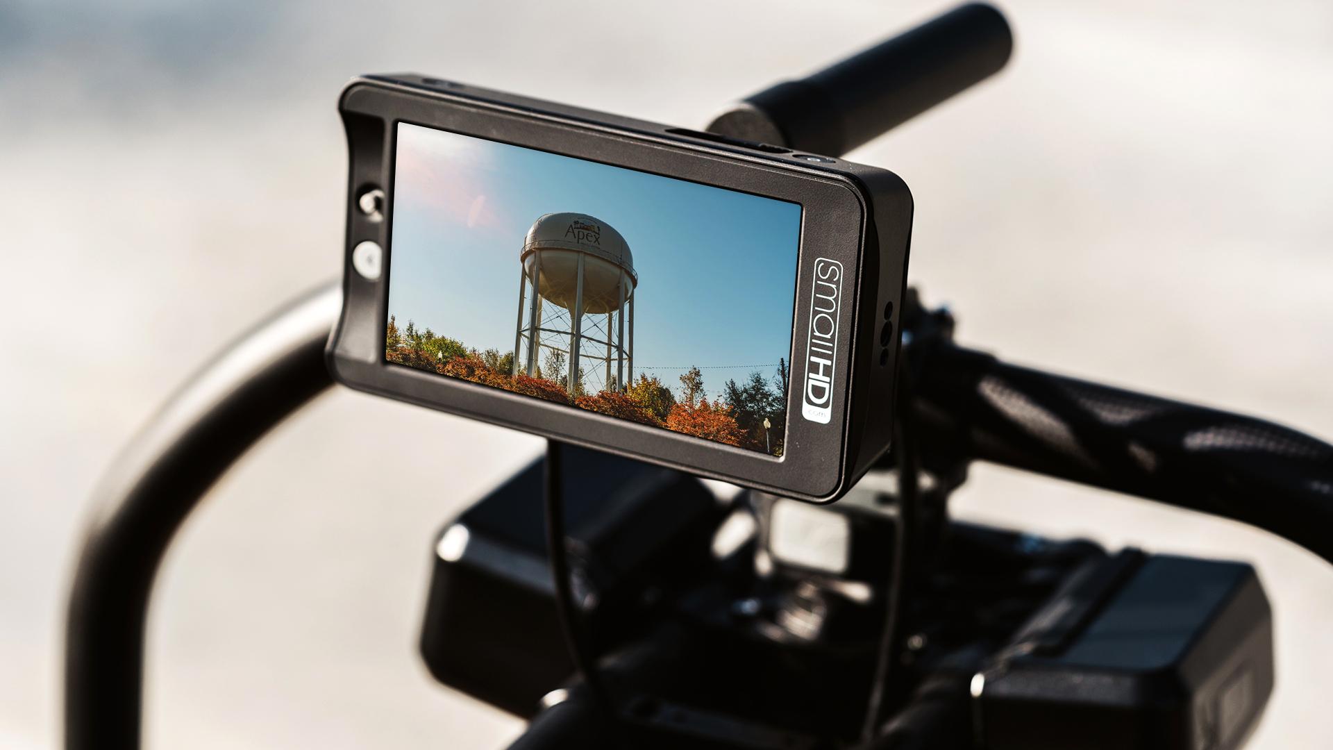 Small HDが502 Brightを発表 - 1000nitsの明るさを持ちジンバルに最適な小型モニター