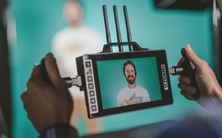 """SmallHD 703 Bolt Announced - 7"""" Monitor With Integrated Teradek Receiver"""