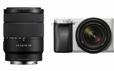 Sony Announces New E 18-135mm F3.5-5.6 APS-C Lens ahead of CES 2018