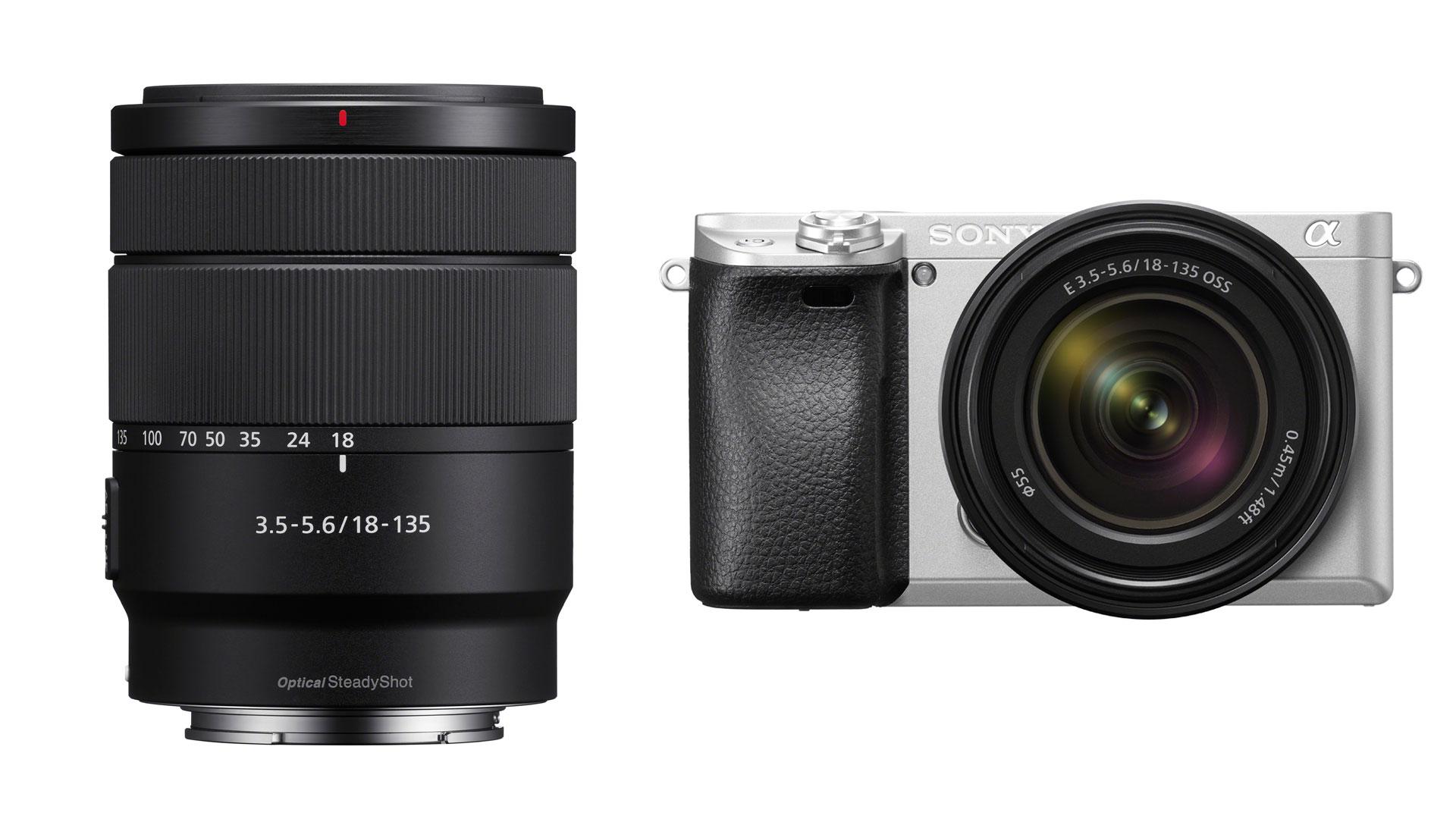 ソニーが18-135mm F3.5-5.6 APS-Cレンズを発表