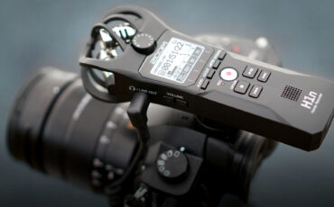 Upgraded Zoom H1n Released - Easy Sound Recording On the Go