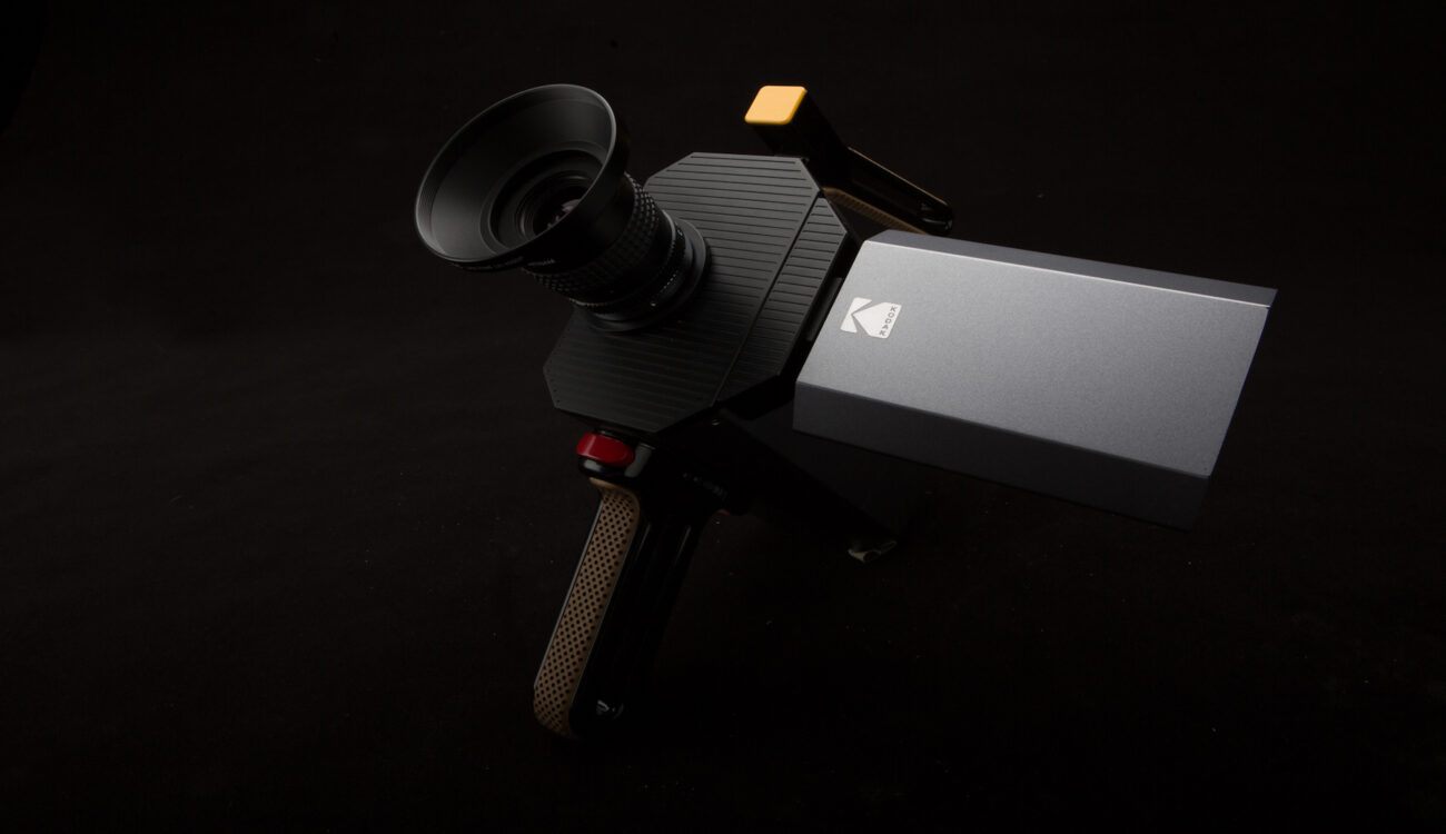 It's Alive! First Footage From Kodak's Super 8 Camera Released