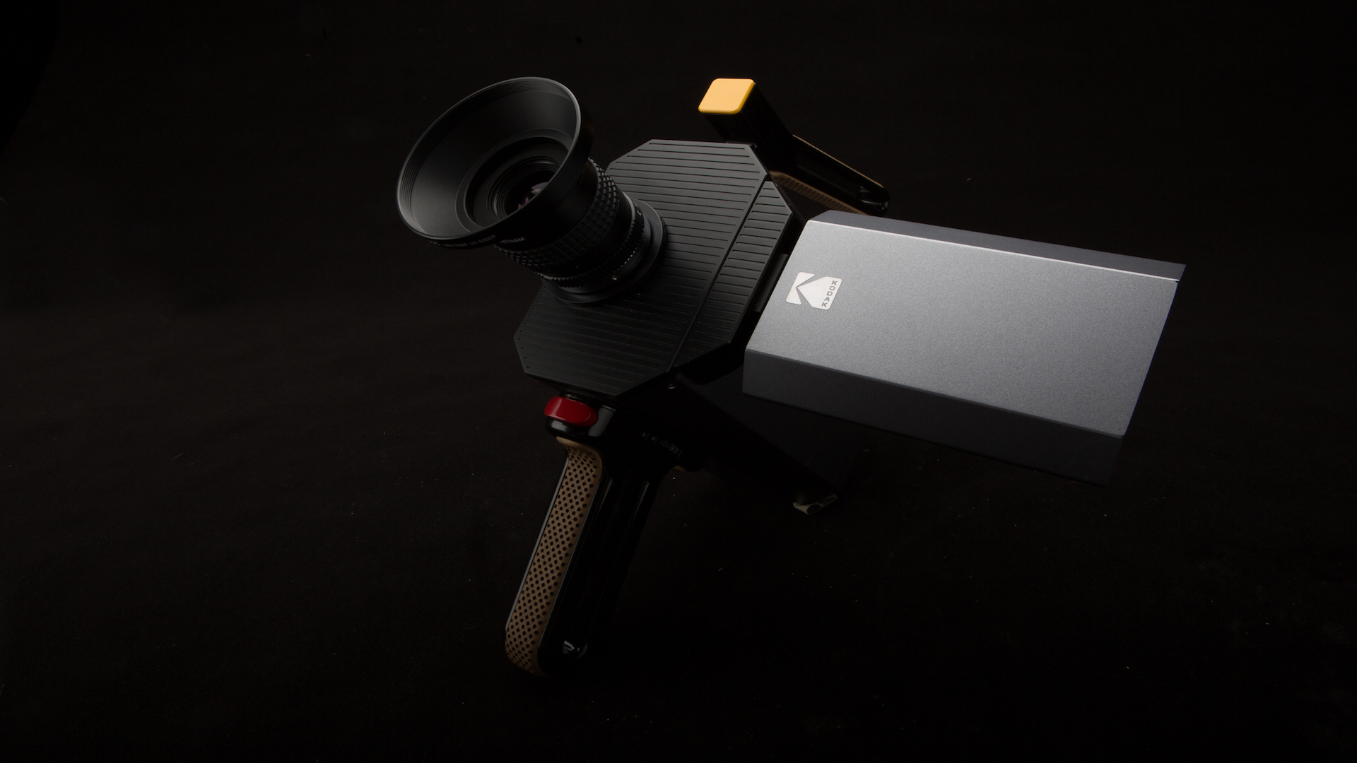 コダックがSuper 8カメラの映像サンプルをCES2018で公開