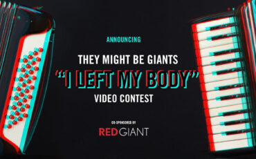 """They Might Be Giants"" Music Video Competition - Win Cash & Red Giant Software"