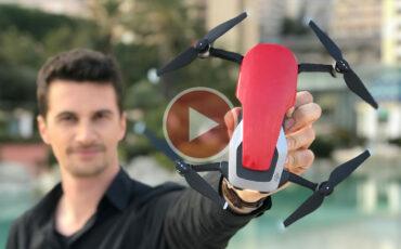 DJI Mavic Air Hands-On Video: Welcome to Monaco!