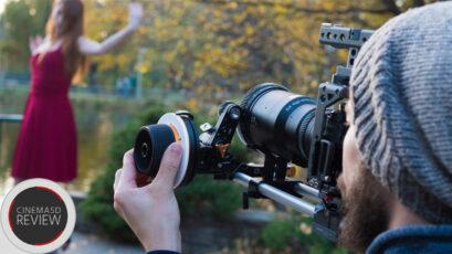 SLR Magic 2x Anamorphot-CINE Test Footage