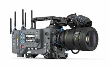 ARRI ALEXA LF Large Format (True) 4K Camera & ARRI Signature Primes Announced