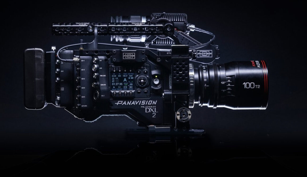 Panavision Announces New Millennium DXL2 8K Camera with the RED Monstro 8K VV Sensor