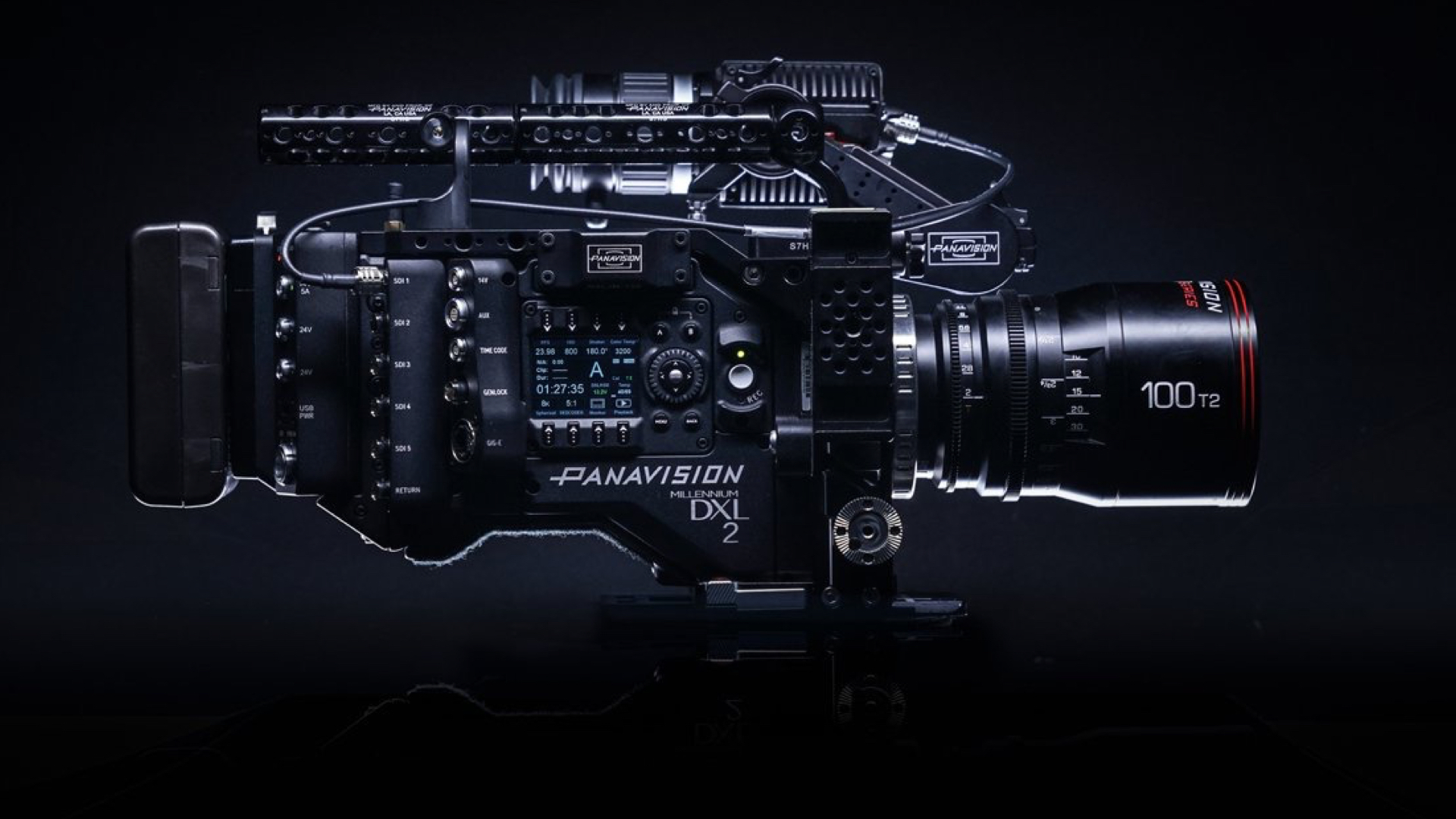 Panavision Announces New Millennium Dxl2 8k Camera With The Red