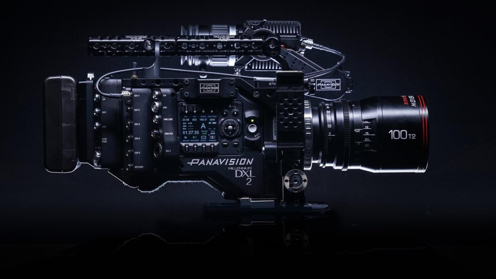 パナビジョンがMillennium DXL2 8Kカメラを発表 - RED Monstro 8K VVセンサーを搭載