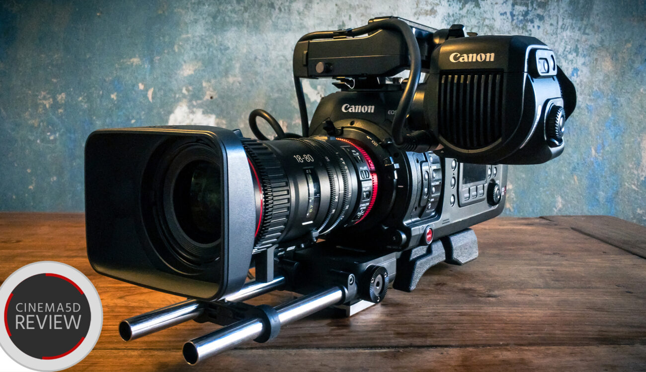Canon EOS C700 Cinema Camera Review