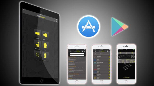 CineLenses App