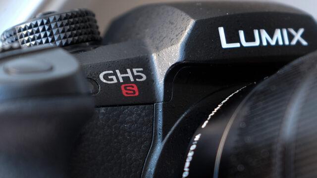 Panasonic GH5S Black Friday Deals
