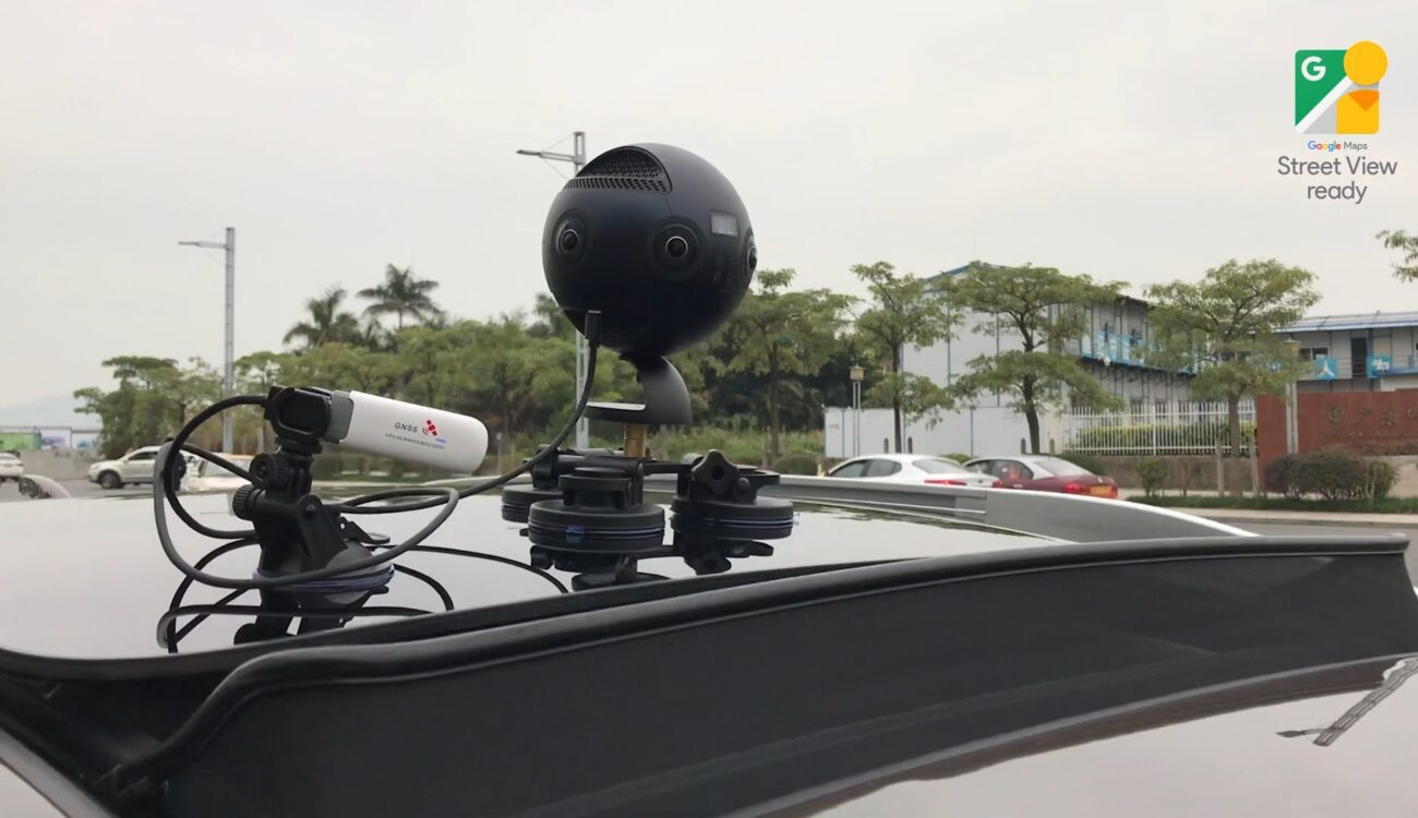 """Insta360 Pro Camera - Now Certified for Google Maps """"Street View"""""""