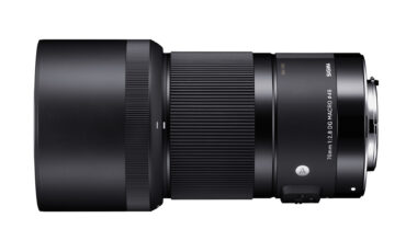 Sigma Adds 105mm f1.4 and 70mm Macro f2.8 to Art Line