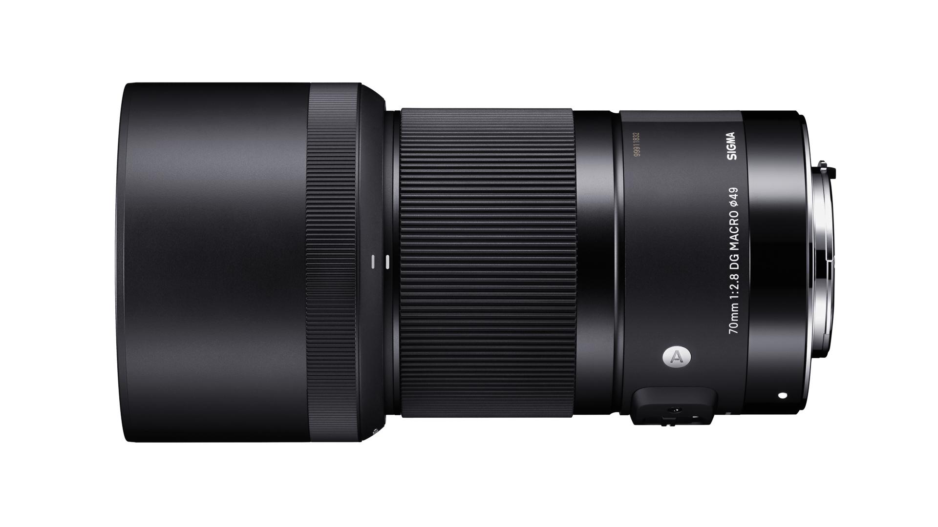 シグマがArtシリーズに105mm f1.4と70mm Macro f2.8を追加