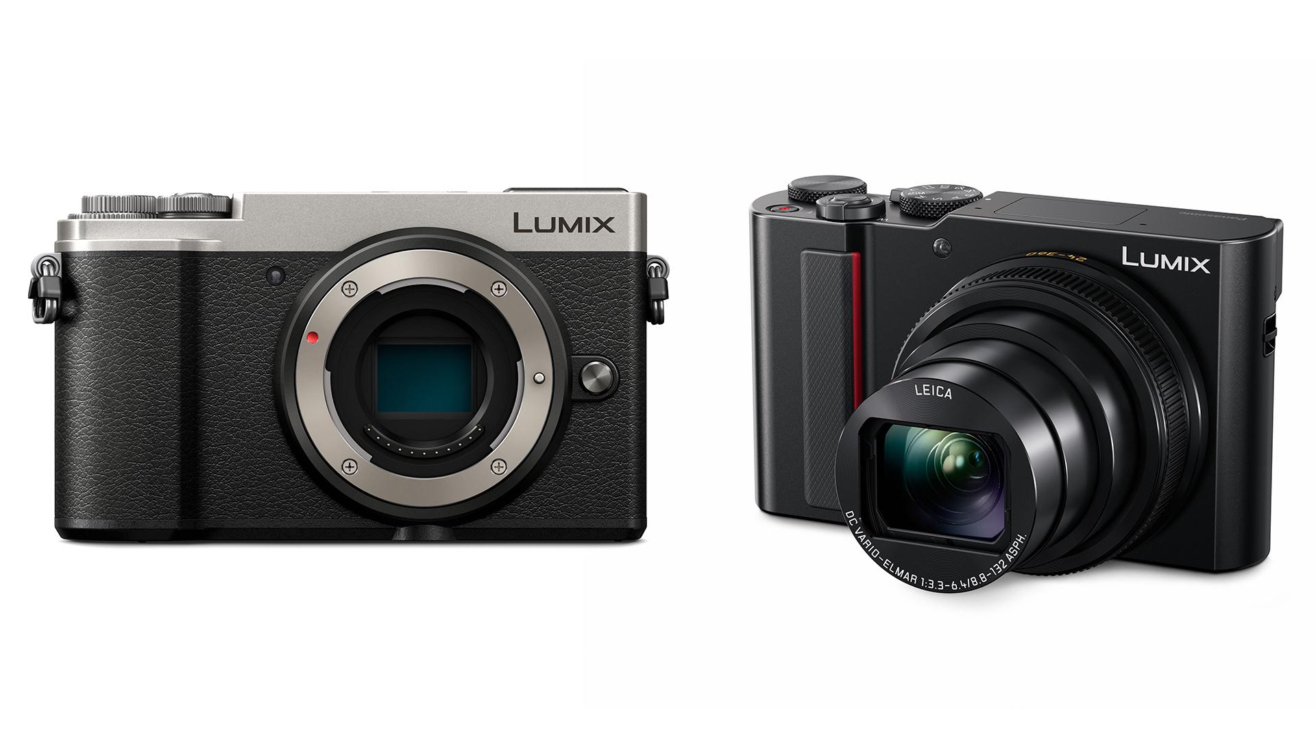 パナソニックが海外でLUMIX GX9とTZ200を発表