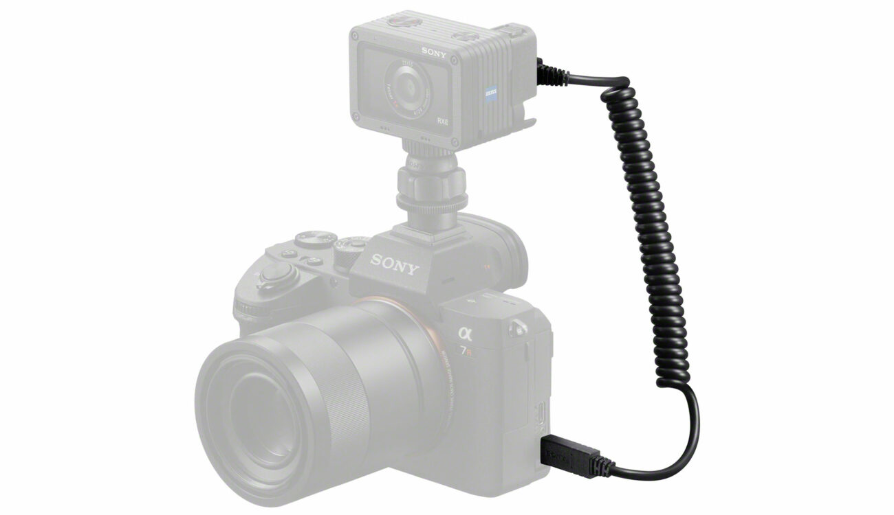 Sony Dual Camera Shooting Solution - Connect Your RX0 to Any Alpha Series Camera