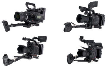New Tilta Cages for C200, EVA1, FS5 & URSA Mini Pro