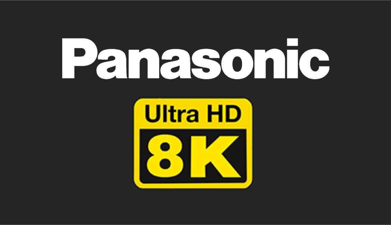 Panasonic Develops 8K Global Shutter CMOS Sensor