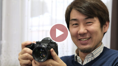 FUJIFILM Interview - X-H1 Explained & is F-Log on X-T2 coming?