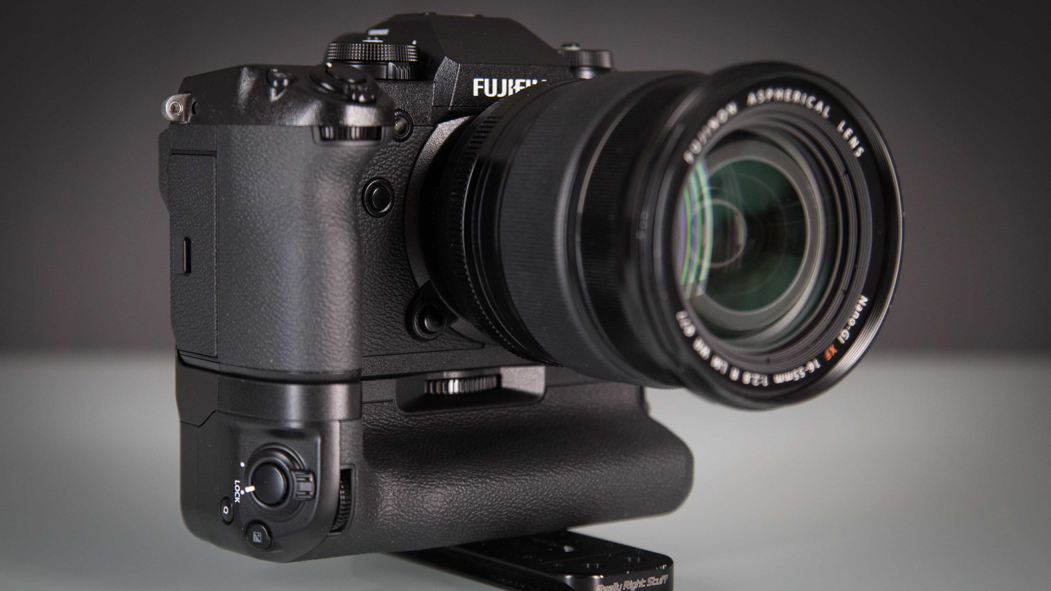 latest firmware update for the fujifilm x-h1