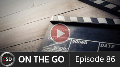 What Showreel Gets You Shooting Jobs? – ON THE GO – Episode 86