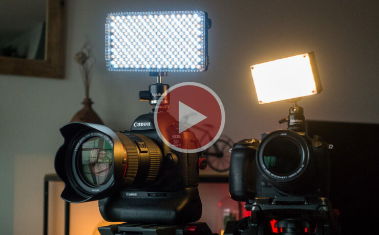 Aputure Amaran MX & F7 LED Lights Announced & Reviewed