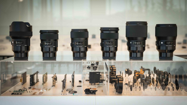 Sigma Unveils New Art Lenses For Sony E Mount Cinema5d 14 24mm F 28 Dg Hsm Lens Canon Ef Six Of The Ten